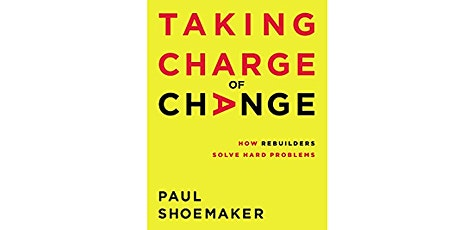 Taking Charge of Change tickets