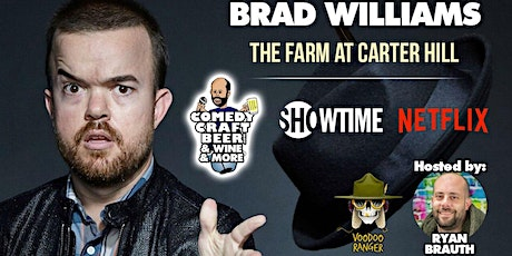 Comedy Night with Brad Williams tickets