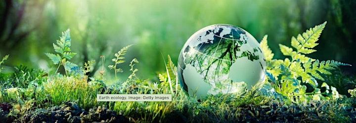 TRASH & Planet Earth: Meditations on Consciousness with Siri Prakash image
