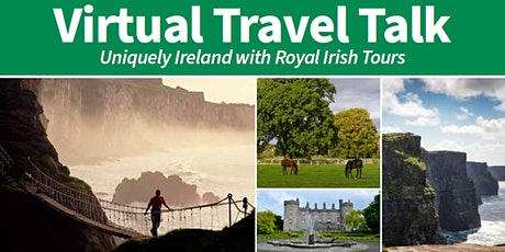 Uniquely Ireland with Royal Irish Tours biglietti