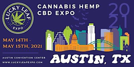 Lucky Leaf Expo Austin 2021. tickets