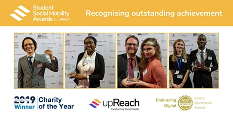 Launch Event for the 2020/21 Student Social Mobility Awards tickets