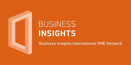 Business Insights International Network 03 November 2021 tickets
