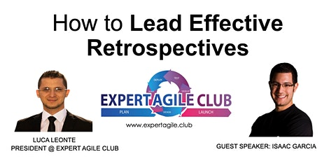 How to Lead Effective Retrospectives tickets