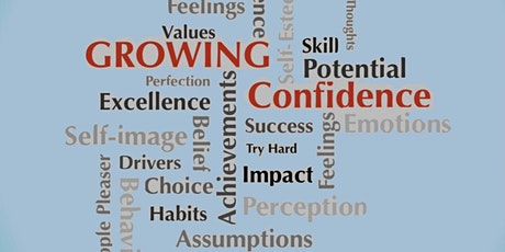 Inspire - Growing Confidence tickets
