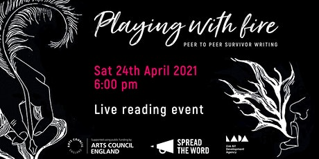 'Playing With Fire' Live Reading tickets