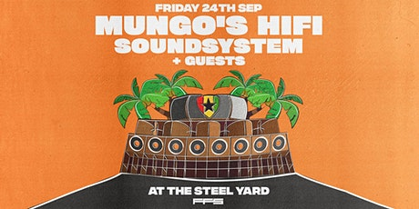 Mungo's Hifi Soundsystem tickets