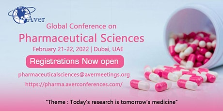 Global Conference on Pharmaceutical Sciences tickets
