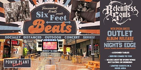 Six Feet Beats: Relentless Souls, Outlet (Album Release), Night's Edge tickets