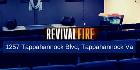 Sunday Worship at Revival FIRE tickets