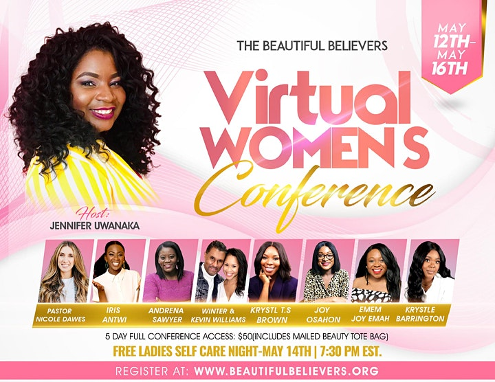 The Beautiful Believers Virtual Women's Conference image