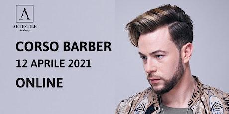 Corso Barber Online biglietti