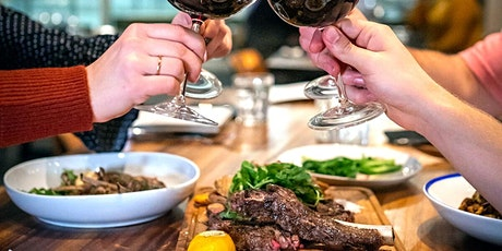 Italiensk matlagningskurs Online   Den 19 Juni tickets