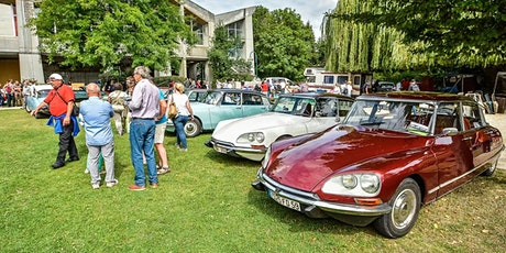 20ste Internationale Oldtimer Meeting Wervik tickets