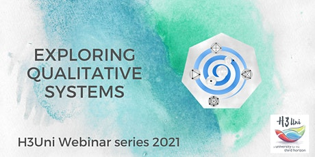 Exploring Qualitative Systems - Webinar tickets
