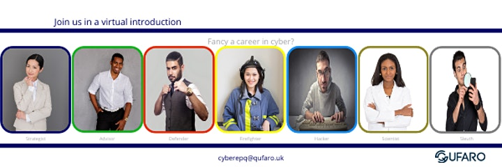 Cyber Course Sponsorship Opportunities for London Pupil Premiums image