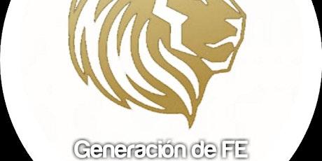 1er Encuentro 2021 Generación De Fe entradas