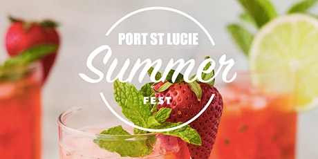 Port St Lucie Summer Wine Beer & Spirits Fest tickets
