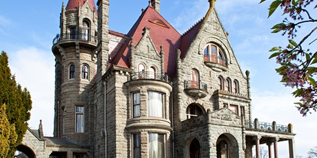 Click here for Castle Tours on Fridays  at 10:30 in April, 2021 tickets