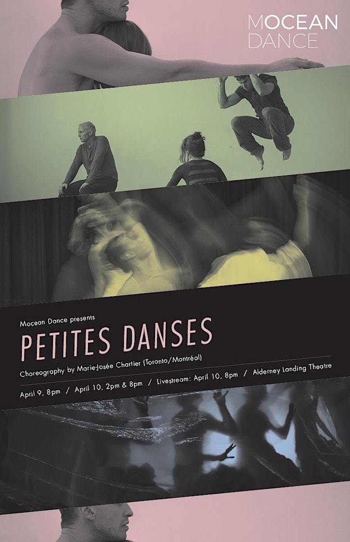 Livestream Event: petites danses image