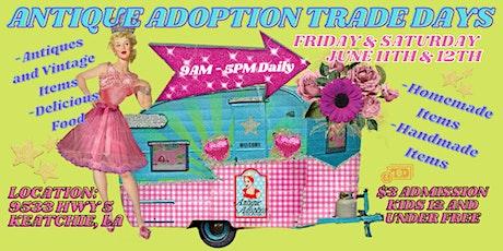 Antique Adoption Trade Days tickets