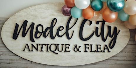 Model City Antique & Flea Spring Market tickets