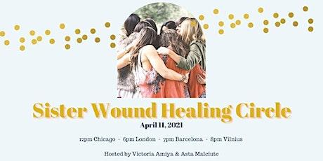 Virtual Sister Wound Healing Circle tickets