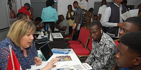 SOUTH AFRICA INTERNATIONAL VIRTUAL EDUCATION FAIR 2021 tickets