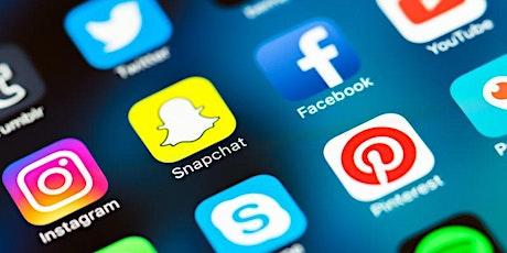 Redes sociales bilhetes
