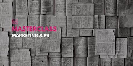 OneEleven Masterclass Session - Marketing & PR tickets