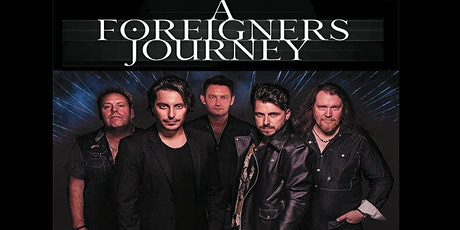 A Foreigners Journey Live Eleven Stoke tickets
