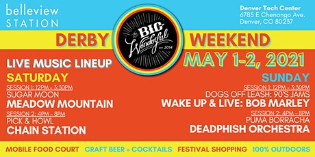 TheBigWonderful Derby Weekend Festival 2021 tickets