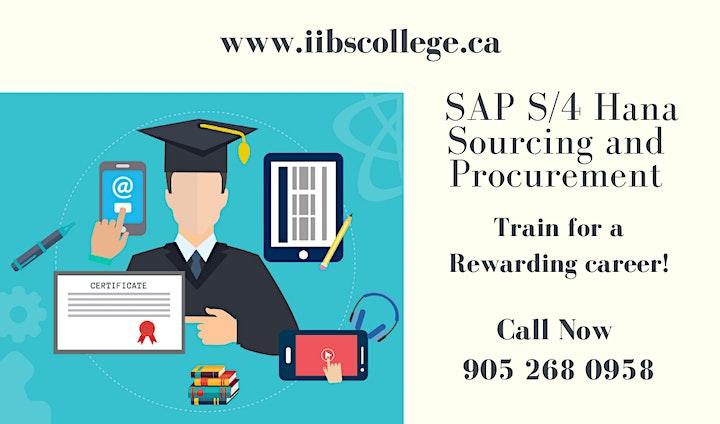 SAP S/4 HANA Sourcing and Procurement (SAP MM) Certification Training image