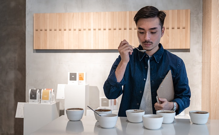 Mox Masterclass: Coffee tasting with Sam Chan image