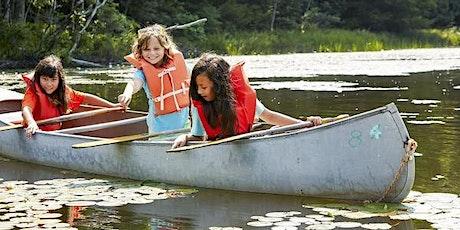 Canoe/Kayak Training for Adults, Camp Honi Hanta tickets