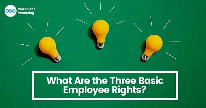 Know Your Workplace Rights image
