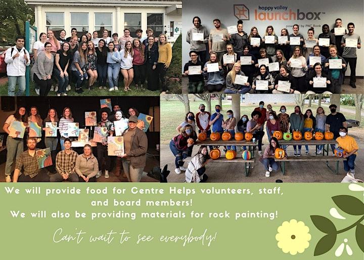 Centre Helps Volunteer Appreciation Picnic image