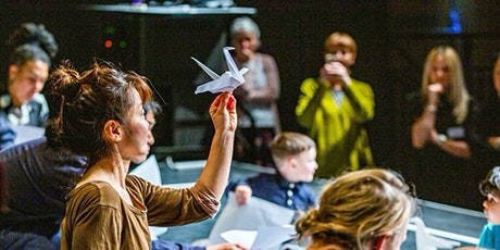 Reboot: Origami and Movement with Makiko Aoyama tickets