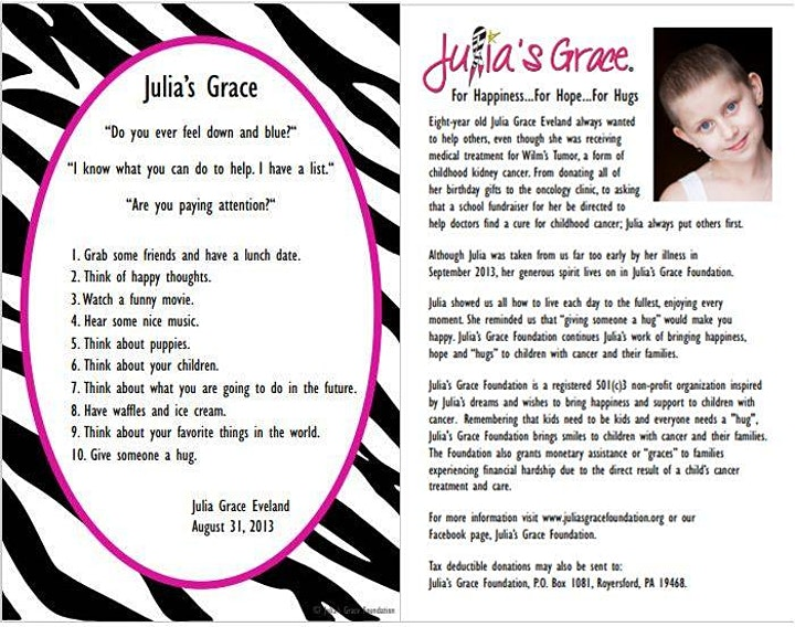 GSK Golfers Rally for a Cure * Julia's Grace Foundation Golf Outing image