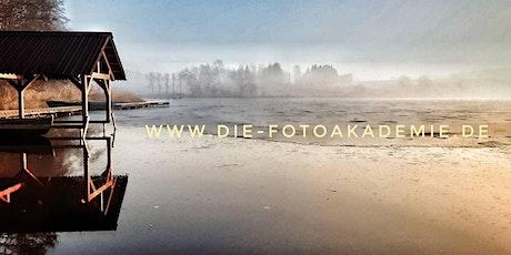 Fotografieren statt Knipsen - Grundlagen der  Fotografie 24.07.2021 Tickets
