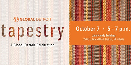 Tapestry: A Global Detroit Celebration tickets
