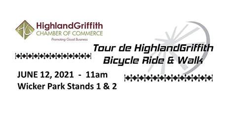 Tour de HighlandGriffith Bicycle Ride & Walk tickets