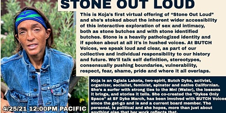 Stone Out Loud workshop with Koja Adeyoha tickets