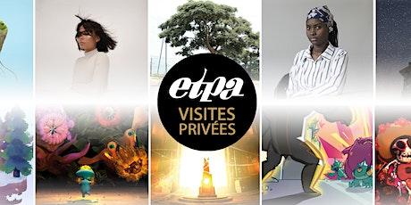 Visites Privées (hebdomadaires) ETPA Rennes billets