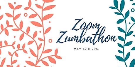 Zoom Zumbathon Fundraiser tickets