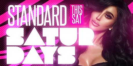 **STANDARD SATURDAYS** THE NUMBER 1 PARTY ON A SATURDAY NIGHT IN ATL!! tickets