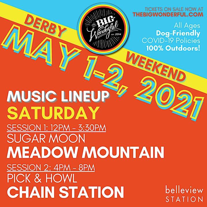 TheBigWonderful Derby Weekend Festival 2021 image