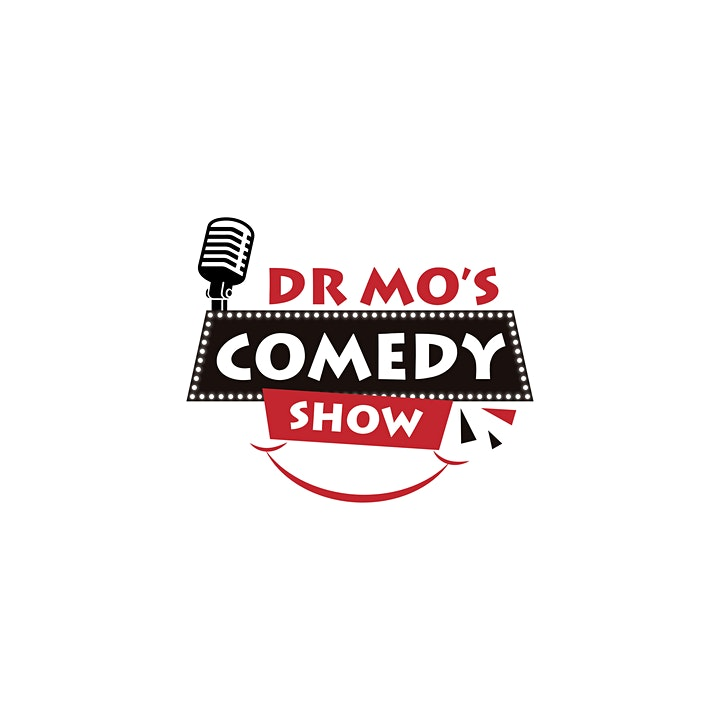 Dr. Mo's Charity Benefit Comedy Show! (March) image