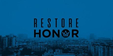 Restore Honor Sunday tickets