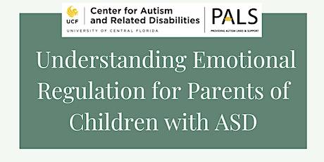Basics of Emotion Regulation | #3615 tickets